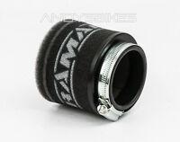 Universal Fit 52mm Motorcycle RamAir Race Pod Racing Performance Air Filter