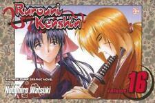Rurouni Kenshin, Vol. 16 by Watsuki, Nobuhiro