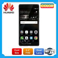 "Huawei P9 32GB 5.2"" FHD Dual Sim Fingerprint Sensor Smartphone *GREY UNLOCKED*"