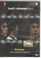 PARTNER Un film di Bernardo Bertolucci DVD Abbinamento Editoriale L'Unità