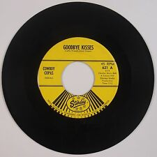 COWBOY COPAS: Goodbye Kisses / Gypsy Girl STARDAY Honky Tonk Country 45 '63