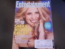 Sarah Michelle Gellar, Anderson Cooper - Entertainment Weekly Magazine 2011