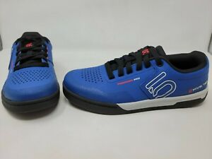 MENS FIVE TEN 510 BY ADIDAS FREERIDER PRO EQT BLUE MOUNTAIN BIKE SHOES SIZE 10.5
