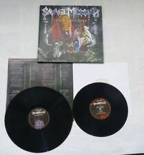 Metallica Metal LP Records