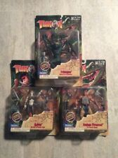 Turok Dinosaur Hunter Nintendo 64 Figures Toy Brand New Sealed Unused