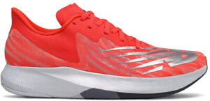 New Balance Running Shoes Fuelcell TC Red Mens
