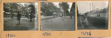 PARIS 1900 - 22 Photos Scènes de Rues Parisiennes - PL 535