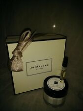 NIB Jo Malone LIME BASIL & MANDARIN BODY CREAM 1.7OZ/50ML + 1 PERFUME SAMPLE