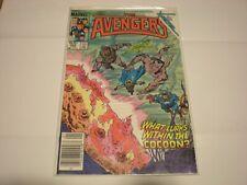 Avengers #263 (1st Series 1962) Marvel Comics VF/NM