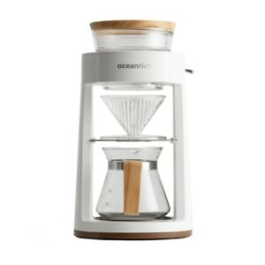 OCEANRICH Automatic Coffee Machine Rotated Pour Over Drip Espresso Coffee Maker