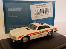 Jaguar XJS - Metropolitan Police         Car  Oxford Diecast Model . 1/76  Dublo