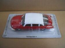 Legendary Cars TATRA 603-1 1:43 Die Cast  [MV36-2]