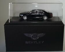 05561nx BENTLEY VOLANTE Spur W12 onice nero in 1:43 Scala