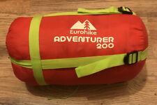 Eurohike Adventurer 200 Sleeping Bag 2 Season Size Large VGC