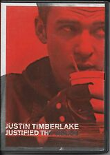 DVD ALL ZONES--VIDEOS--JUSTIN TIMBERLAKE--JUSTIFIED / THE VIDEOS