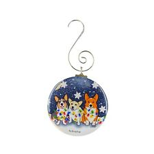 Corgi Dog Christmas Lights Holiday Ornament Gifts and Collectible Accessories