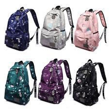 Women School Backpack Travel Rucksack Large Shoulder Bags Girls Casual Satchel