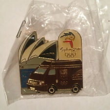 """*MINT* UPS Sydney 2000 Olympic Games """"Truck"""" Pin Lapel - No Tracking"""