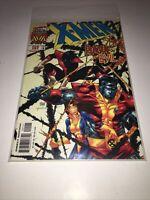X-MEN #91 Dawn of M Tech Marvel Comics 1999  Douglock SHIELD Red Skull