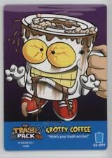 2011 The Trash Pack Trading Card Game Base #099 Grotty Coffee Gaming 1t5