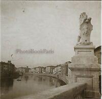 Francia Ville A Identificare Ca 1910 Foto Stereo Placca Da Lente VR12hb