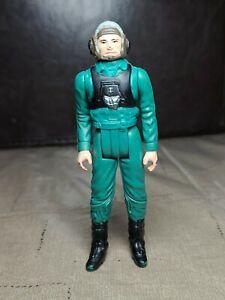 Vintage Star Wars - A-Wing Pilot Kenner POTF 1984 No COO