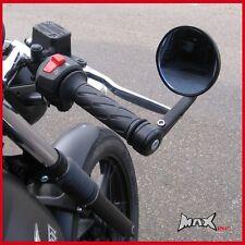 High Grade Motorcycle Bar End Mirrors fits Honda CB900F Hornet