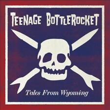 TEENAGE BOTTLEROCKET - TALES FROM WYOMING (COLORED VI NEW VINYL RECORD