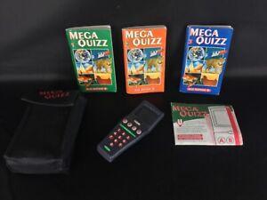 Mégaquizz jeu éducatif Nathan - Complet rare - collection jeux vintages