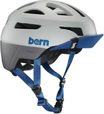 Bern Union MIPS BOA Flip Visier City Urban Commute Helm Fahrradhelm matt grau