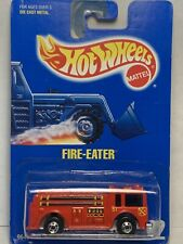 HOT WHEELS FIRE-EATER COLLECTOR# 82 BW MAL 1982