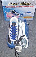 Star Glide Lake Placid Double Runner Easy Learning Beginner Ice Skates Size 1