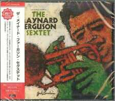MAYNARD FERGUSON SEXTET-THE MAYNARD FERGUSON SEXTET-JAPAN CD Ltd/Ed B63