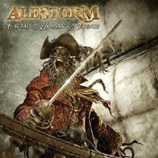 "ALESTORM ""CAPTAIN MORGAN´S REVENGE"" CD NEUWARE"