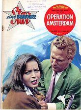 STAR CINE BRAVOURE  LOT DE 3 NUMEROS (21/65/102)  ANNEES 1960 VOIR SCANS