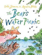 El oso del Agua Picnic _ John Yeoman & Quentin Blake _ nuevo _ Freepost UK