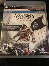 Assassins Creed Black Flag Ps3