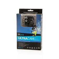 Bitmore 4K Ultra HD  Action Camera, Waterproof Case + Accessories Bundle