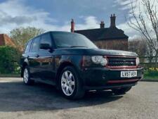 Black Range Rover Cars