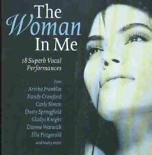 Woman in Me (compilation, 1994)   CD   Aretha Franklin, Carly Simon, Yvonne E...