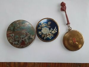 THREE VINTAGE COMPACTS INC COTY , LE RAGE