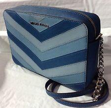 74aa90bc5 Michael Kors Jet Set Chevron Crossbody Handbags & Purses for sale   eBay
