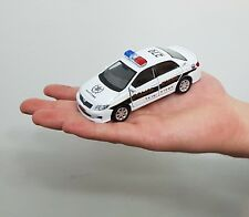 ;) RARE ISRAEL POLICE CAR TOYOTA COROLLA SCALE1:43 MODEL TOY BEST GIFT