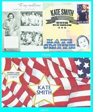 Kate Smith First Day Cover Type 4