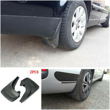 2pcs Rear Molded Splash Guards Mud Flaps Car Truck Lower Body Protection Guards