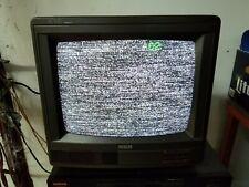 "VTG 13"" RCA XL-100 CRT Retro Gaming TV Television  E13155WN w/ Wood Grain 1992"