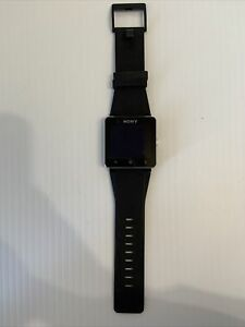 Sony SmartWatch 2 SW2 Android Watch W/ Charger Working