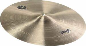 """Stagg 18"""" SH Regular Medium Crash Cymbal - SH-CM18R"""
