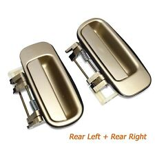 New Beige Exterior Door Handle Rear Right Left For 92-96 Toyota Camry TO1520101