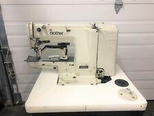 Brother Lk3-B430A 28 Stitch Bar Tacker 220V 3 Phase Industrial Sewing Machine